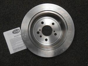 NOS Magneti by Marelli Mopar Disc Brake Rotor 04-07 Toyota Highlander 1AMVR20140