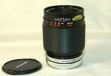 PANAGOR PMC auto macro  2,8/90mm.Lens,mount for camera Canon AE-1,made in Japan