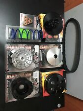 SCOOTER 125CC 150CC GY6 RACING PERFORMANCE VARIATOR AND CLUTCH COMPLETE COMBO