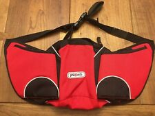 Phil and Teds Stroller Hangbag Red