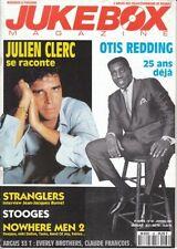 Jukebox N° 66 Julien CLERC Otis REDDING STRANGLERS George HARRISON CREAM