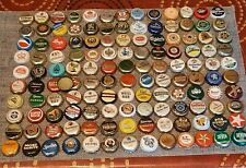 130 capsule biere ou soda kronkorken cervesa du monde toute differente lot W