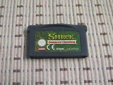 Shrek Swamp Kart Speedway für GameBoy Advance SP und DS Lite