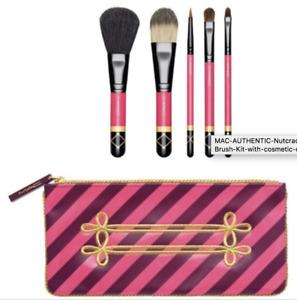 MAC Nutcracker Sweet Basic Brush Kit 6 Pieces LTD ED $135 value BNIB