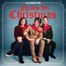 Hanson - Hanson: Finally It's Christmas [New CD]