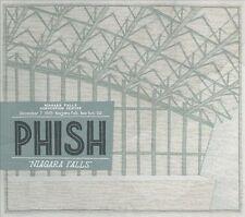 Niagara Falls [Box] by Phish (CD, Nov-2013, 3 Discs, Jemp Records)