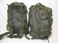 NEW - 3-Day Military Tactical Assault MOLLE Backpack - OD Green Olive Drab