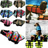 Puppy Dog Water Safety Swim Life Jacket Reflective Pet Protect  Polyester Vest