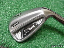 Nice Titleist Forged Ap2 710 9 Iron Dynamic Gold SL Superlight R-300 Regular