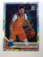 2019 Donruss Optic Rated Rookie Fanatics Silver Wave Cameron Johnson RC #200