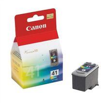 Genuino Canon CL-41, CL41 Tri Color de cartucho de inyección de tinta para MP160, MP450 + más
