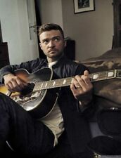 Justin Timberlake Fleece Blanket Throw,Avail Queen,Woven,Sherpa,Plush, Many Pics