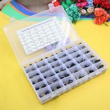 Radial Aluminum Electrolytic Capacitor Assortment Box Kit 36value 1000pcs 105℃