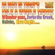 20 best of Today's Folkmusic Sebastian Solis, Ukamau Armerindia, Patrica .. [CD]