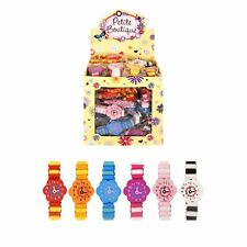 Wooden Toy Watches - Pocket Money/Party Bag Fillers