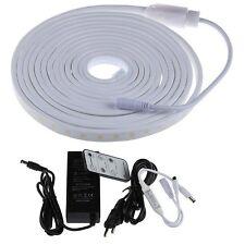 5m / 16.4ft SMD5050 300 Leds Strip Lights Cool White,with 12v Dc Remote