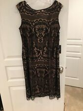 Adrianna Papell Women's Lace Dress.SIze 10
