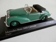 Minichamps P430032335.  1/43. Mercedes-Benz 300S Cabriolet. 1954. W188.