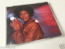 Houston, Whitney: My Love Is Your Love Maxi CD Single