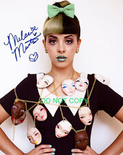 """Melanie Martinez Reprint SIGNED 11x14"""" Poster #5 RP Dollhouse The Voice Cry Baby"""