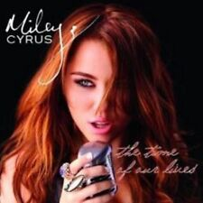 Miley Cyrus - The Time Of Our Lives (NEW CD)