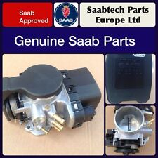 GENUINE SAAB 9-3 00-02 & 9-5 99-03 2.0 2.3 B205 B235 THROTTLE BODY - NEW 9188186