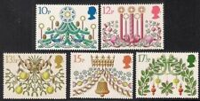 GB MNH STAMP SET 1980 Christmas SG 1138-1142 UMM