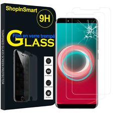 """2X Safety Glass for Ulefone Power 3 / 3S 6.0 """" Genuine Screen Protector"""