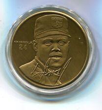 1992-98 Highland Mint Mint-Coins 42 Ken Griffey Jr. Bronze 8241/25000
