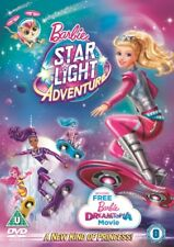Barbie Starlight Adventure DVD *NEW & SEALED*