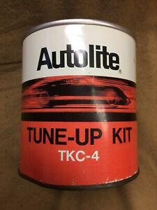 1960's,1970's Ford,Lincoln,Mercury V8 NOS Autolite ignition tune-up kit, TKC-4