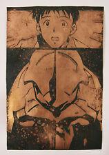 Neon Genesis Evangelion Anime Gift Metal Wall Art Print Poster Artwork Decor