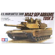 Tamiya M1A2 Sep Abrams Tusk II (Scale 1:35) Model Kit 35326 NEW