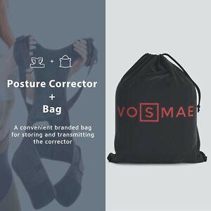 VOSMAE Posture Corrector Back Brace for Women / Men Universal L NEW *FAST SHIP*