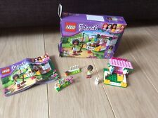 LEGO Friends Heartlake Andrea's Bunny House. 3938. Set And Boxed
