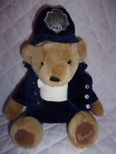 "Harrods Police Teddy Bear 13"" Plush Soft Toy Stuffed Animal"