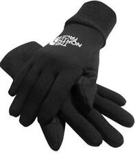 NEW The North Face Womens Powerstretch Performance Series Black Gloves XS XSmall