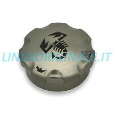Tappo Olio in Alluminio Brunito ORIGINALE Abarth 500 - 695 Biposto Ricambio