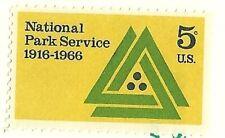 1966 National Park Service 5 cents US Postage Stamp Scott #1314 MINT