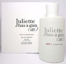 JULIETTE HAS A GUN NOT A PERFUME Eau De Parfum Spray 3.3 Oz / 100 ml BRAND NEW!