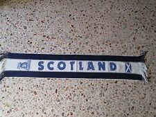 d2 sciarpa SCOZIA football federation association calcio scarf schal scotland