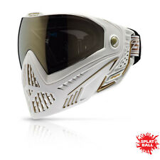Dye Precision i5 Thermal Paintball Mask - White Gold - NEW - FREE Shipping!