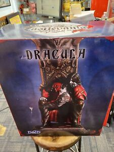 DRACULA STATUE FROM FIRST 4 FIGURES  CASTLEVANIA: LORDS OF SHADOW 2 BRAND NEW!