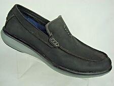 Auth Men's Skechers Mark Nason Somerton slip-on loafer  Black  68121  Sz 7
