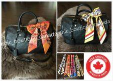 Bag Handle Ribbon Scarf Twilly Bandeau Designed for Hermes Designer Handbag