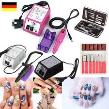 Nagelfräser Fräser Maniküre Pediküre Set Elektrische Nagelschleifer Nagelpflege