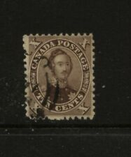 Canada   17   used   nice clean stamp      JM1106