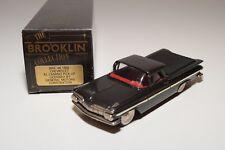 ~ BROOKLIN BRK 46 CHEVROLET EL CAMINO PICK-UP METALLIC DARK GREY MINT BOXED