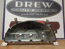 Speedometer KIA SORENTO 03 04 INSTRUMENT GAUGE CLUSTER TMU