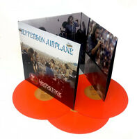 Jefferson Airplane Woodstock (Sunday August 17, 1969) Orange 3x Vinyl LP #/500